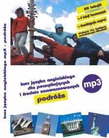Angielski mp3 – podróże, dla początkujących i średniozaawansowanych