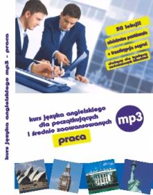 Angielski mp3 – praca, dla początkujących i średniozaawansowanych